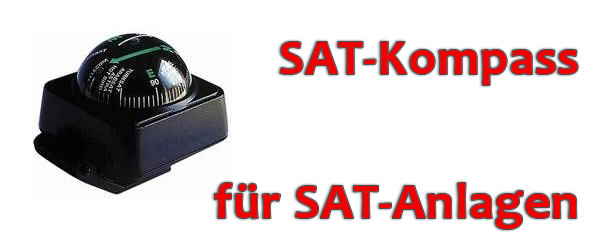 sat kompass zum ausrichten der sat anlage finder satfinder astra hotbird t rksat ebay. Black Bedroom Furniture Sets. Home Design Ideas