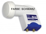 LNB Twin BEST Germany HG 202 High Gain HDTV 0,1dB